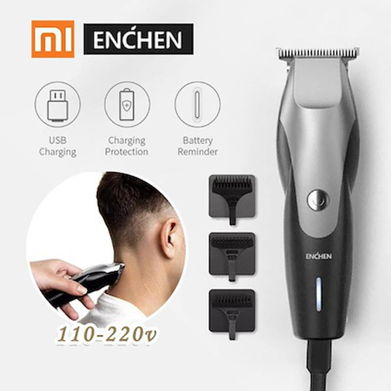 Машинка для стрижки волос Xiaomi Enchen - Фото 2
