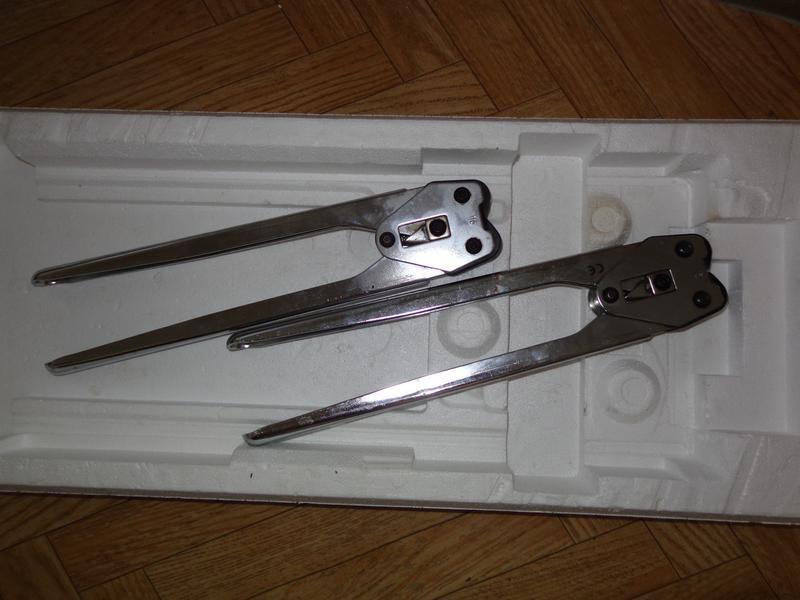 Клещи-пломбираторы для полипропиленовой ленты - Фото 2