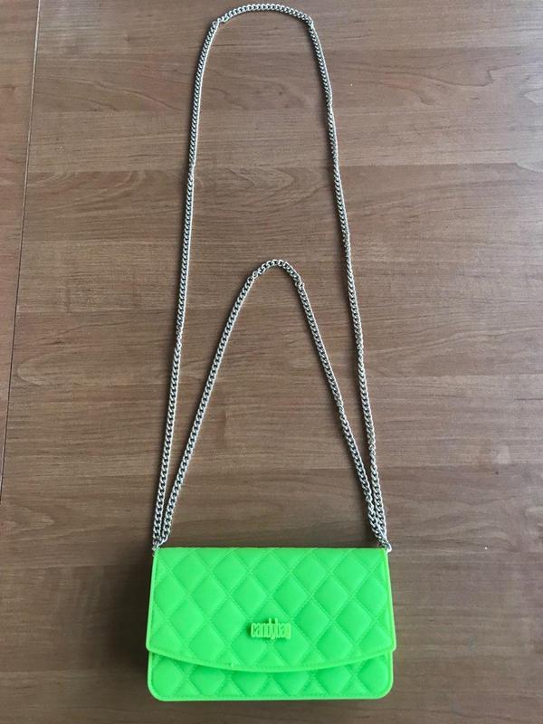 Силиконовая сумочка/клатч candybag + подарок из одессы)