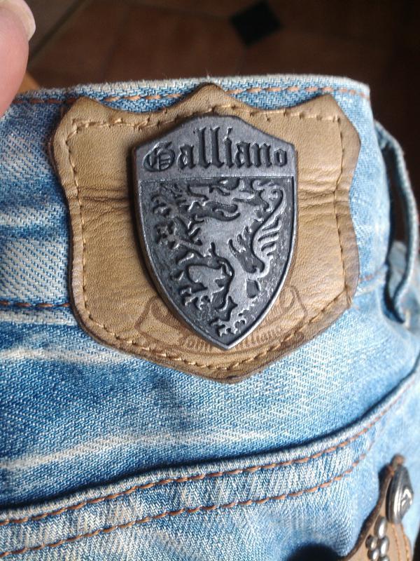 Супер-джинсы calliano, р.30/34 - Фото 2