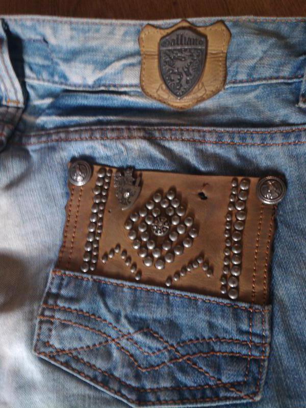 Супер-джинсы calliano, р.30/34 - Фото 4