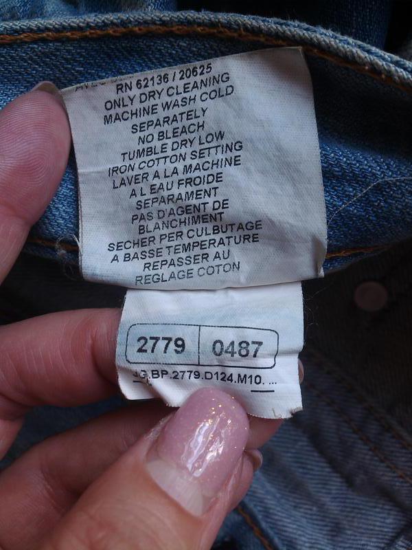 Супер-джинсы calliano, р.30/34 - Фото 5