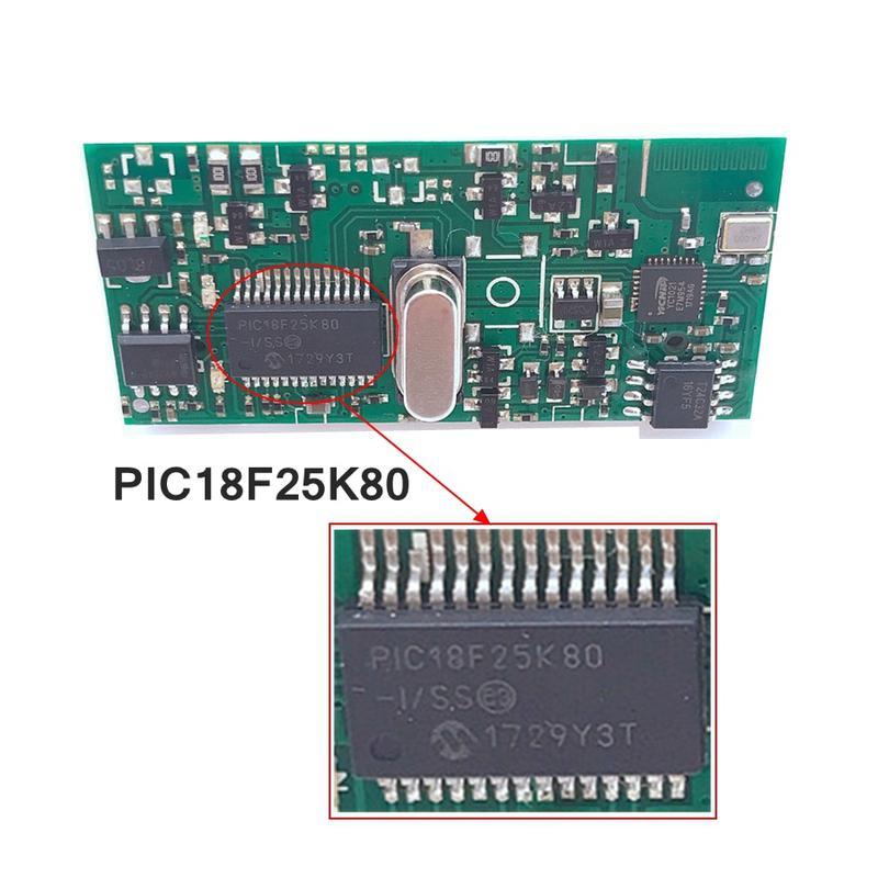 Elm327 v1.5  Wi-Fi + ISO + Android + Windows чип18f25k80 (обд2) O - Фото 2