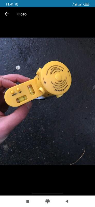 Лазерный уровень мини - Фото 2