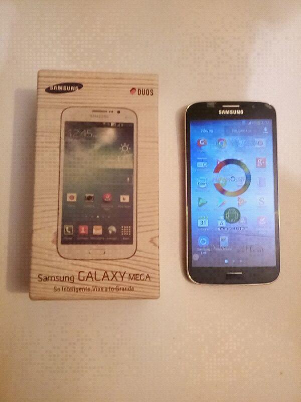 Оригинальный Samsung Galaxy Mega - Фото 3