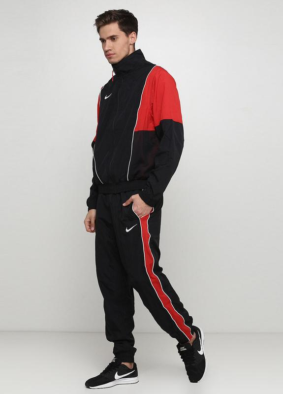 Спортивный костюм nike track suit throwback оригинал! - 5%