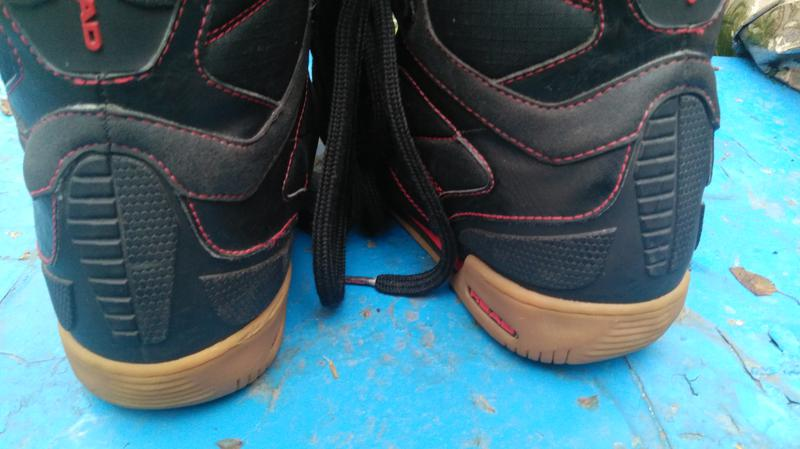 Ботинки для сноуборда 39 .размер HEAD thermo fit - Фото 4