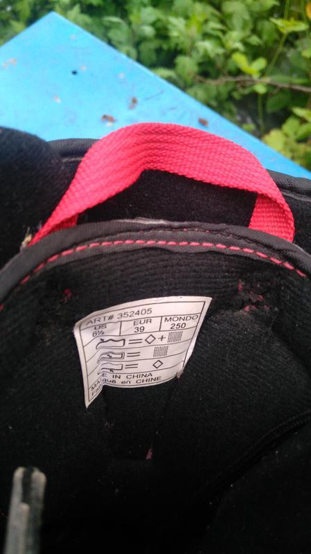 Ботинки для сноуборда 39 .размер HEAD thermo fit - Фото 2