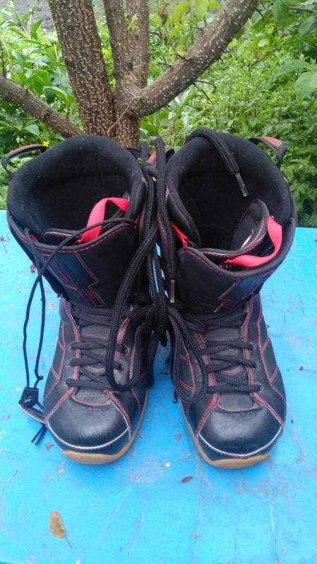 Ботинки для сноуборда 39 .размер HEAD thermo fit - Фото 10