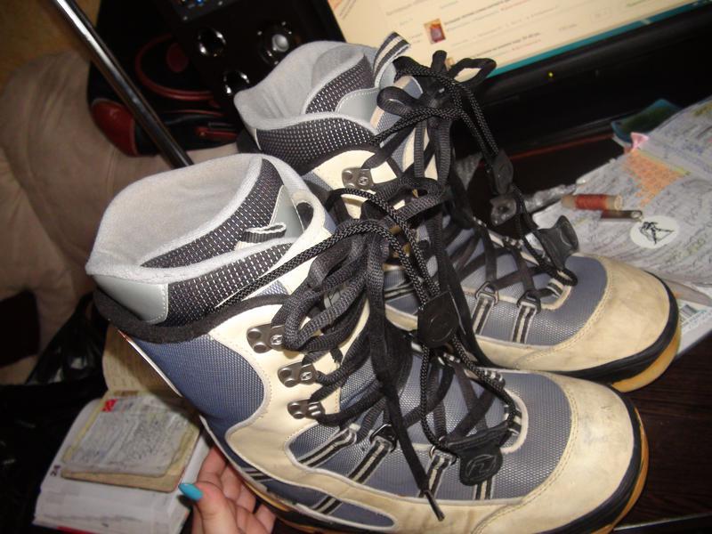 Продам  сноубордические  ботинки Deeluxe  46 размер - Фото 20