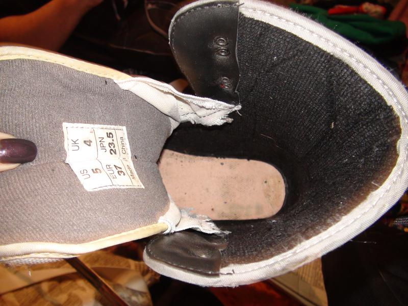 Продам  сноубордические  ботинки Crazy Greek 37 размер - Фото 11