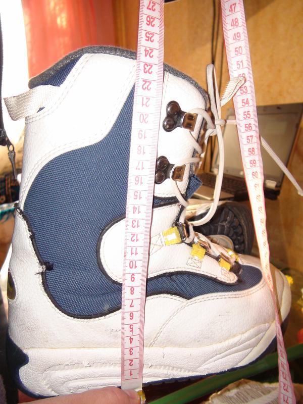Продам детские сноубордические  ботинки 38 размер Crazy Grec - Фото 7