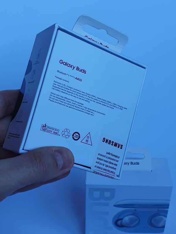 Наушники Samsung Galaxy Buds Гарантия 6 мес. Подарок - Фото 10