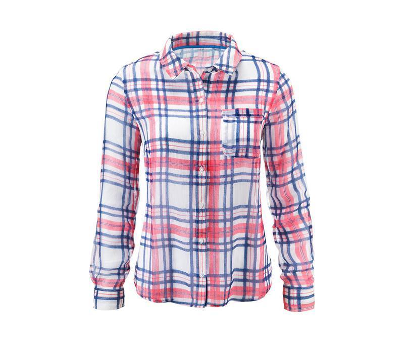 Легкая шифоновая блуза tcm tchibo германия - Фото 3