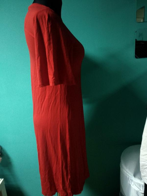 Плаття футболка marks and spencer m&s collection - Фото 3
