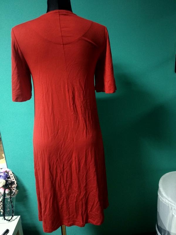 Плаття футболка marks and spencer m&s collection - Фото 4