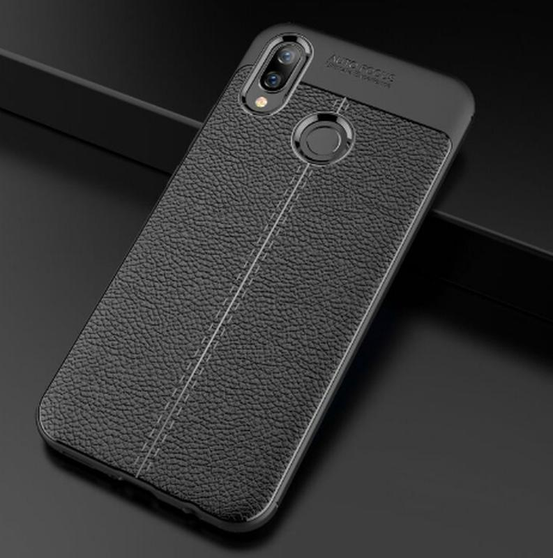 Захисний чохол-накладка для Huawei P Smart Plus (+ бонус) - Фото 3