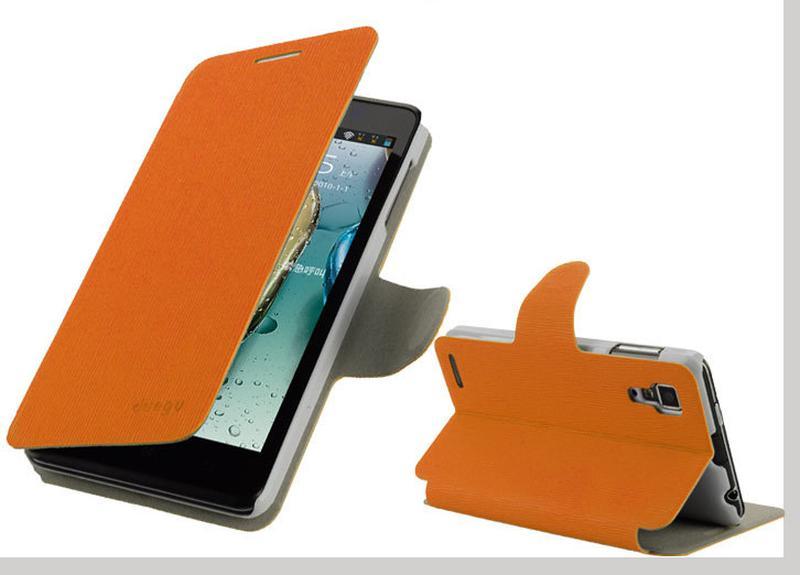 Стильный кейс чехол книжка Lenovo P780 IdeaPhone - Фото 4
