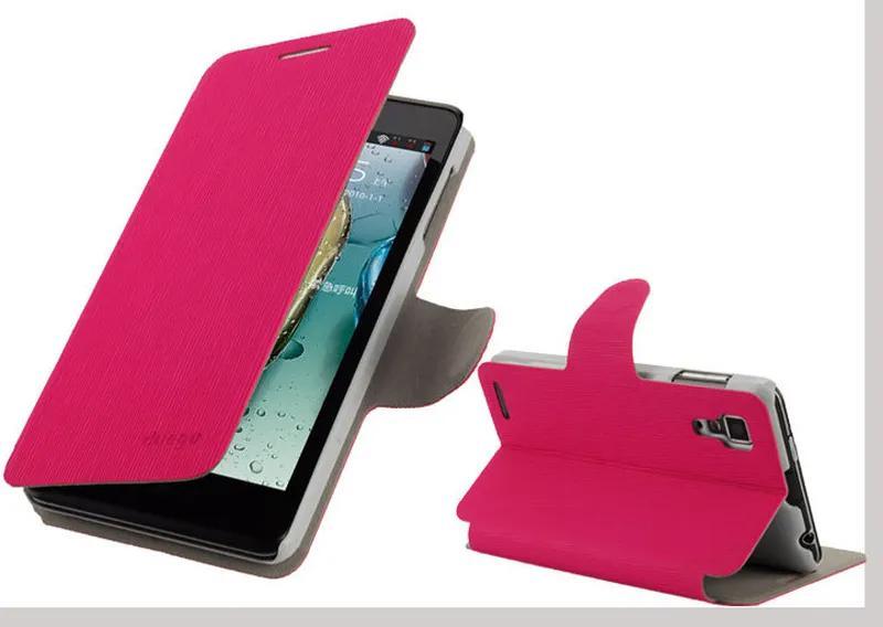 Стильный кейс чехол книжка Lenovo P780 IdeaPhone - Фото 10