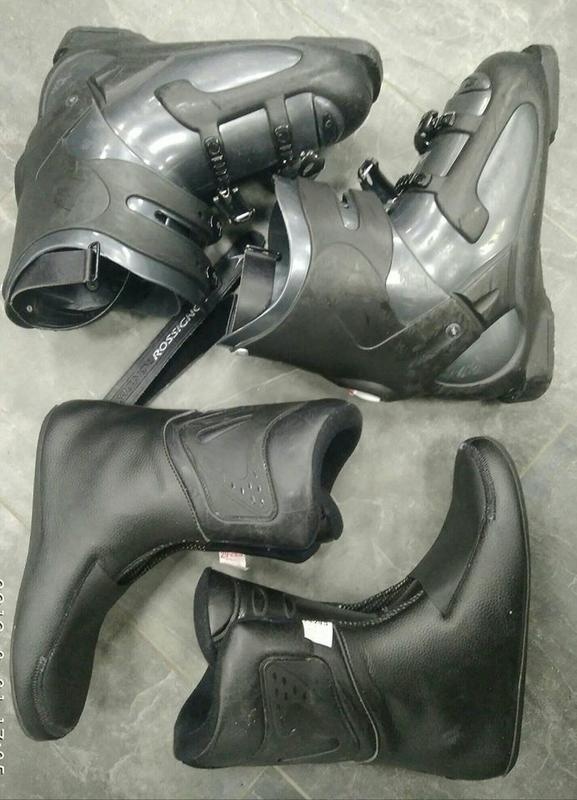 28.5 см 44.5 розм горнолижні черевики rossignol 285 mm 44.5 ро... - Фото 2