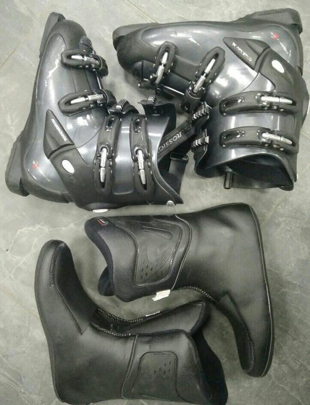 28.5 см 44.5 розм горнолижні черевики rossignol 285 mm 44.5 ро... - Фото 3