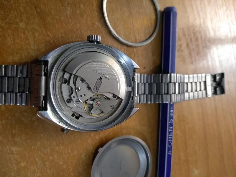 Часы  Poljot - Фото 2