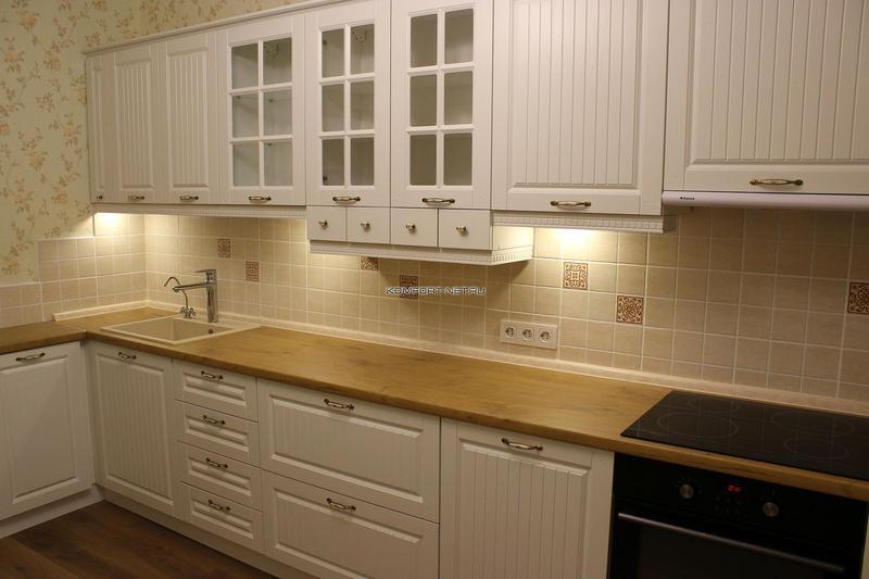 Сборка кухонной мебели - Фото 2