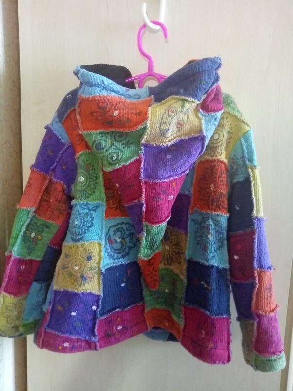 Класснейшая,теплая  куртка - Фото 2