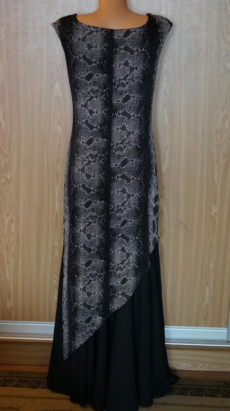 Очень красивое платье в пол - Фото 2