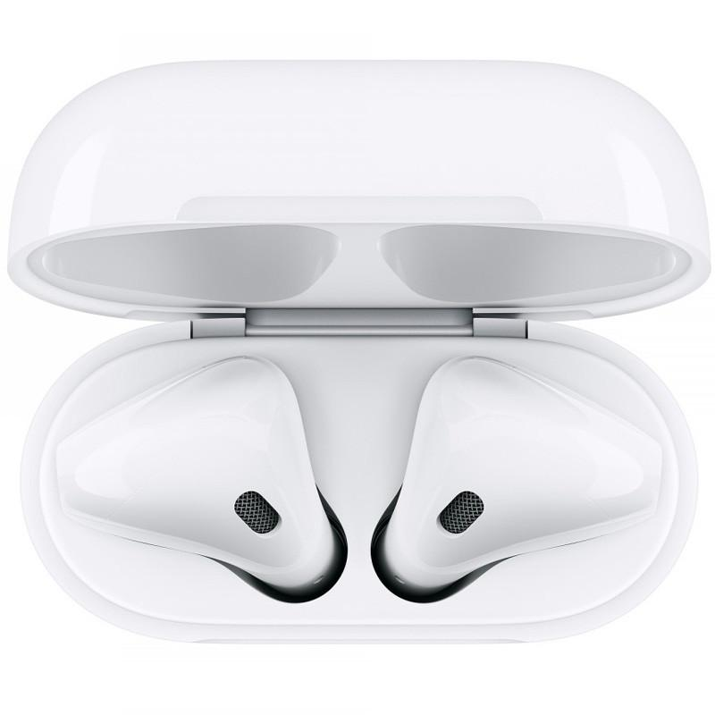 Беспроводные Bluetooth наушники Apple AirPods 2 A with Wireless C - Фото 4
