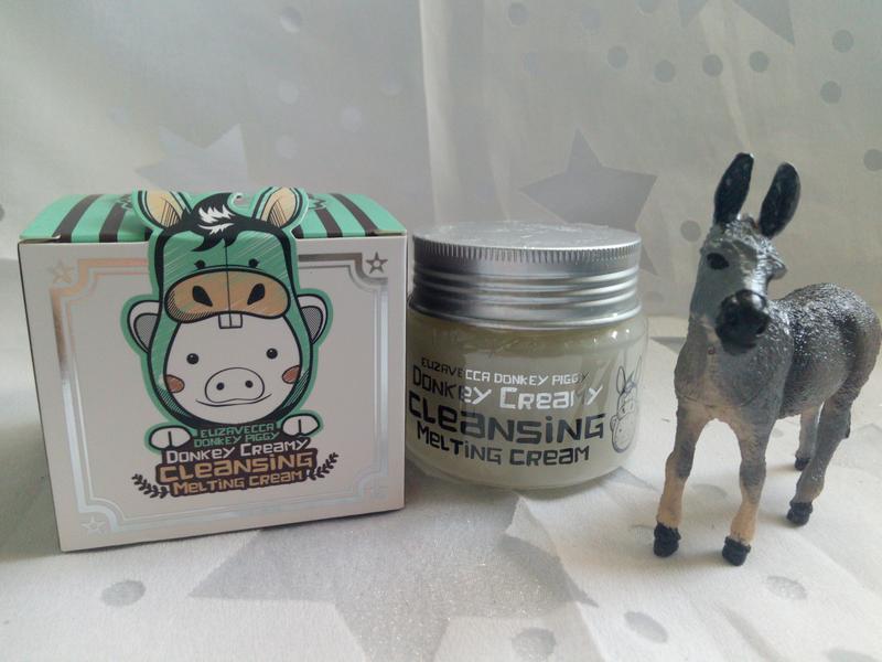 Очищающий масло-крем для снятия макияжа