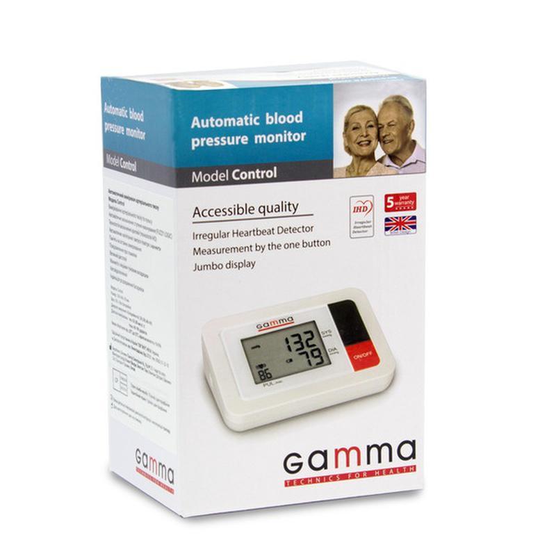 Автоматический тонометр Gamma Control (новый) - Фото 2