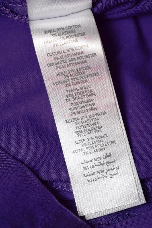Коттоновое платье благородного цвета - Фото 5