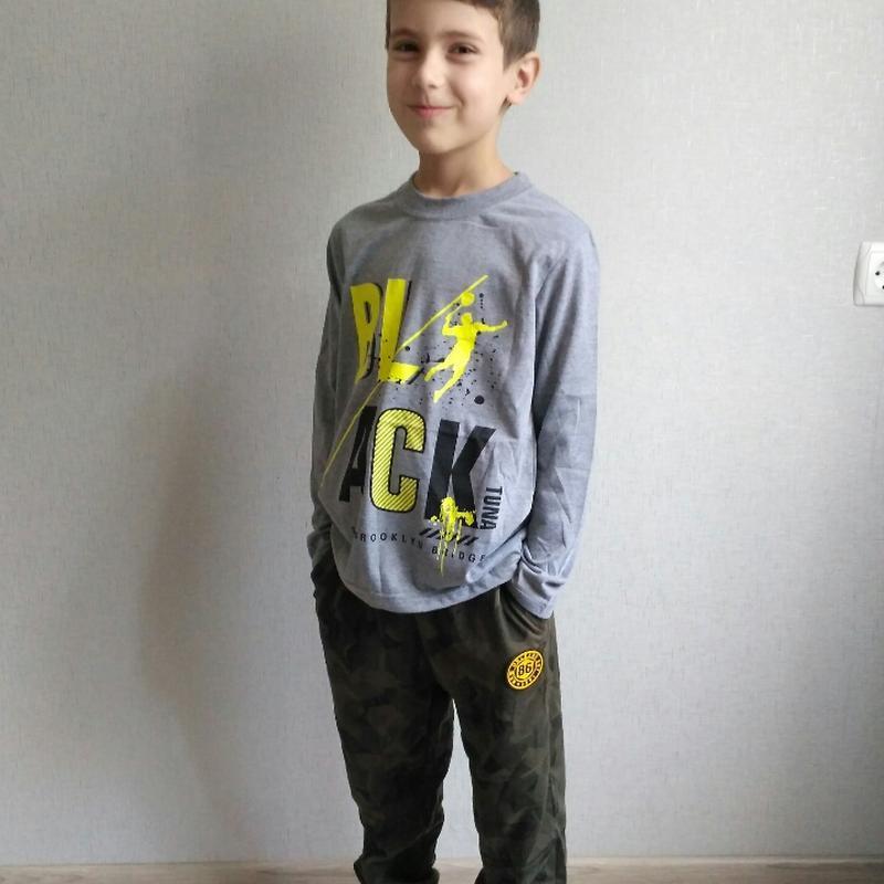 Новый спортивный костюм-тройка для мальчика. венгрия - Фото 3