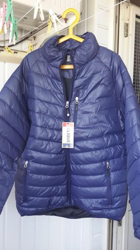 Clique оригинал новая куртка размер l