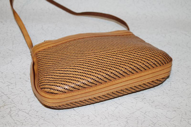 Стильная сумка из натуральной соломки - Фото 3