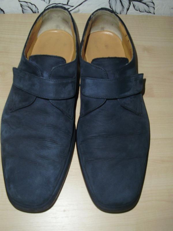 Bally cabiri (italy) кожаные туфли