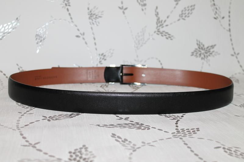 Классический кожаный ремень от kenneth cole - Фото 3