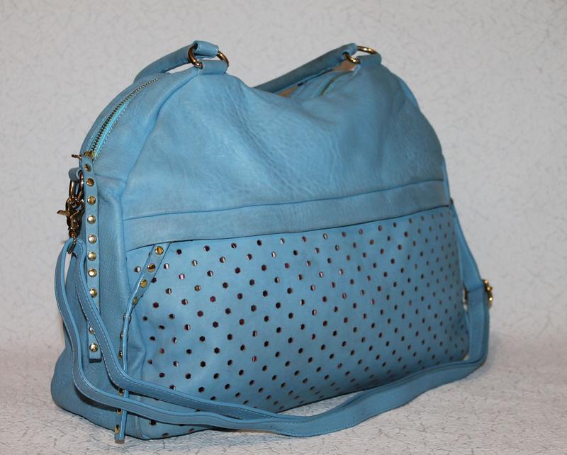 Большая кожаная сумка sienna ray&co