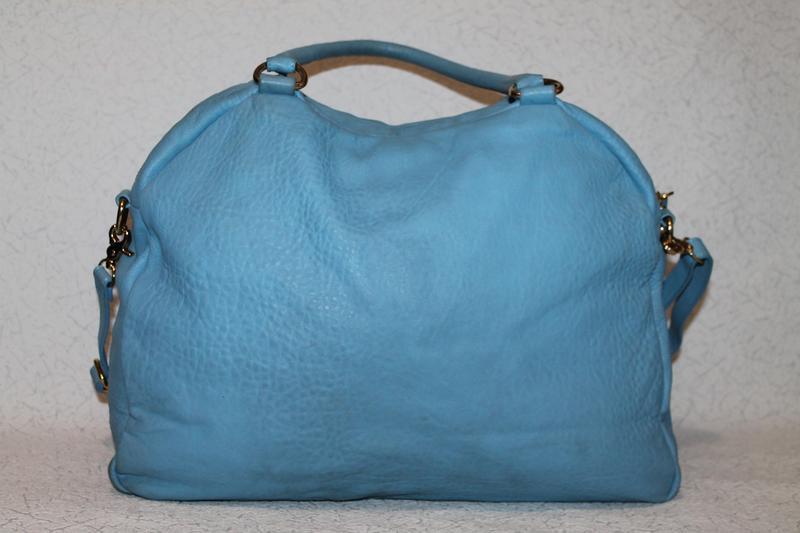 Большая кожаная сумка sienna ray&co - Фото 2