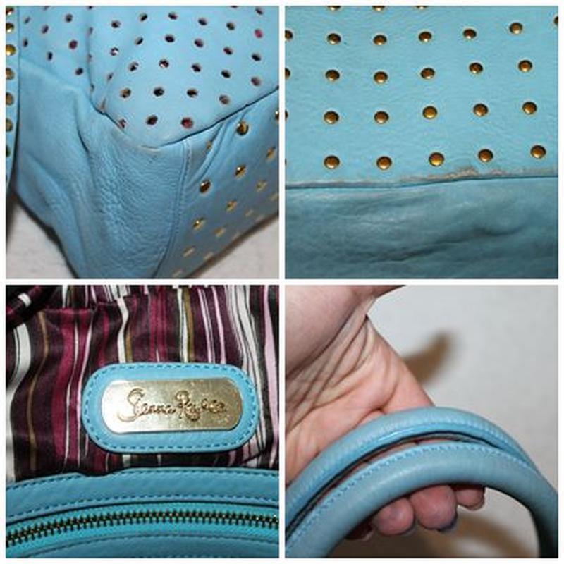 Большая кожаная сумка sienna ray&co - Фото 3