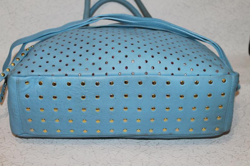 Большая кожаная сумка sienna ray&co - Фото 4