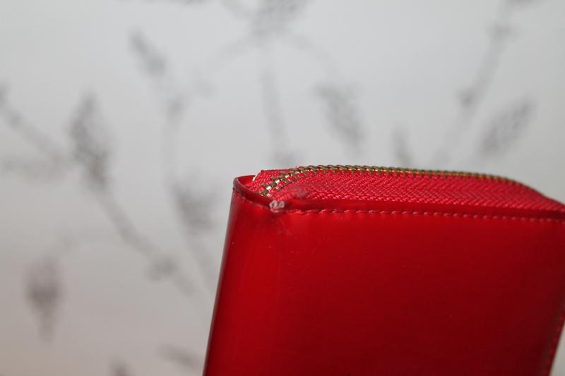 Большой кожаный кошелек chanel - Фото 5