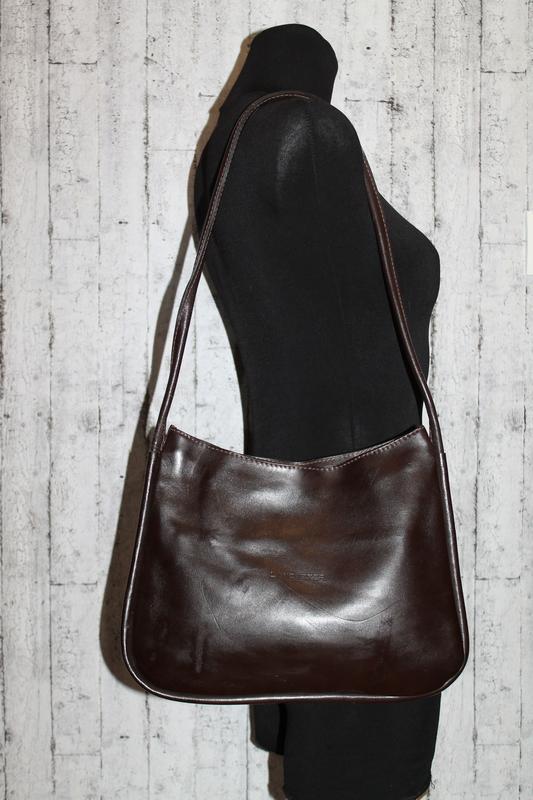Кожаная сумка lancaster