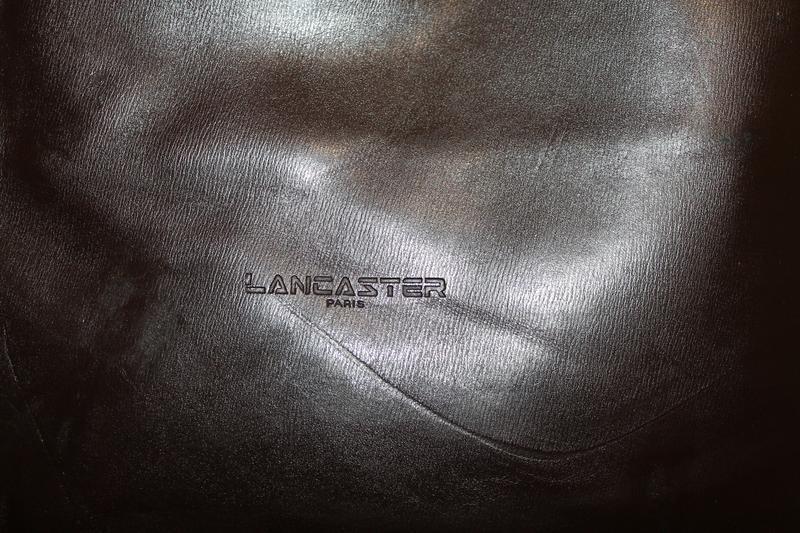 Кожаная сумка lancaster - Фото 5