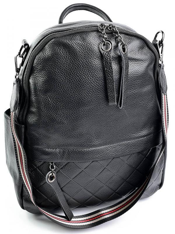 Женский кожаный рюкзак. жіночий шкіряний
