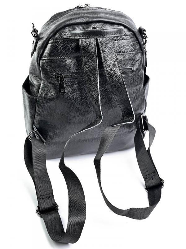 Женский кожаный рюкзак. жіночий шкіряний - Фото 2