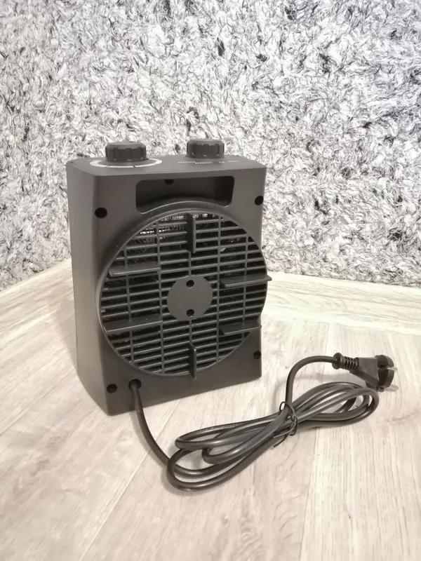 Немецкий тепловентилятор, обогреватель, дуйчик вентилятор Steba - Фото 7