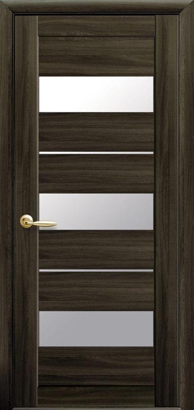 Межкомнатные двери Лилу Серые двери - Фото 3