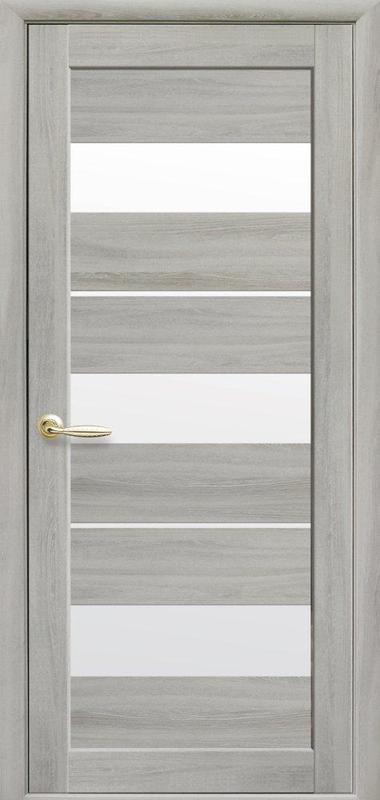 Межкомнатные двери Лилу Серые двери - Фото 6